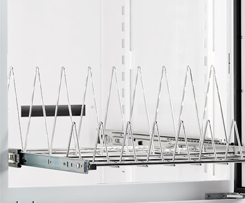 SmartDRY Dry Storage Reel Rack Shelf
